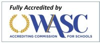 Visions In Education is fully accredited by the Western Association of Schools and Colleges